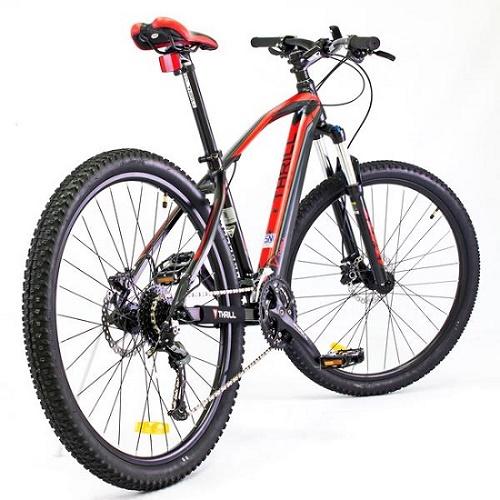 Review Dan Harga Sepeda Gunung Thrill Vanquish 10