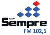 Rádio Sempre FM 102,5 de Goiatuba GO
