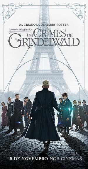 Compre seu ingresso para o novo filme do Mundo Bruxo!