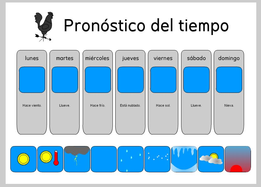 Short Lessons in Seasons and Weather in Spanish | Spanish Simply