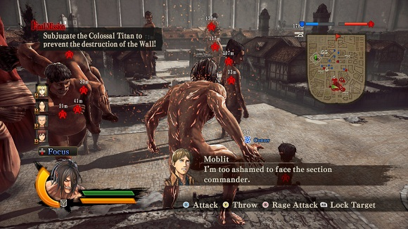 Attack on Titan Wings of Freedom Repack Free Download