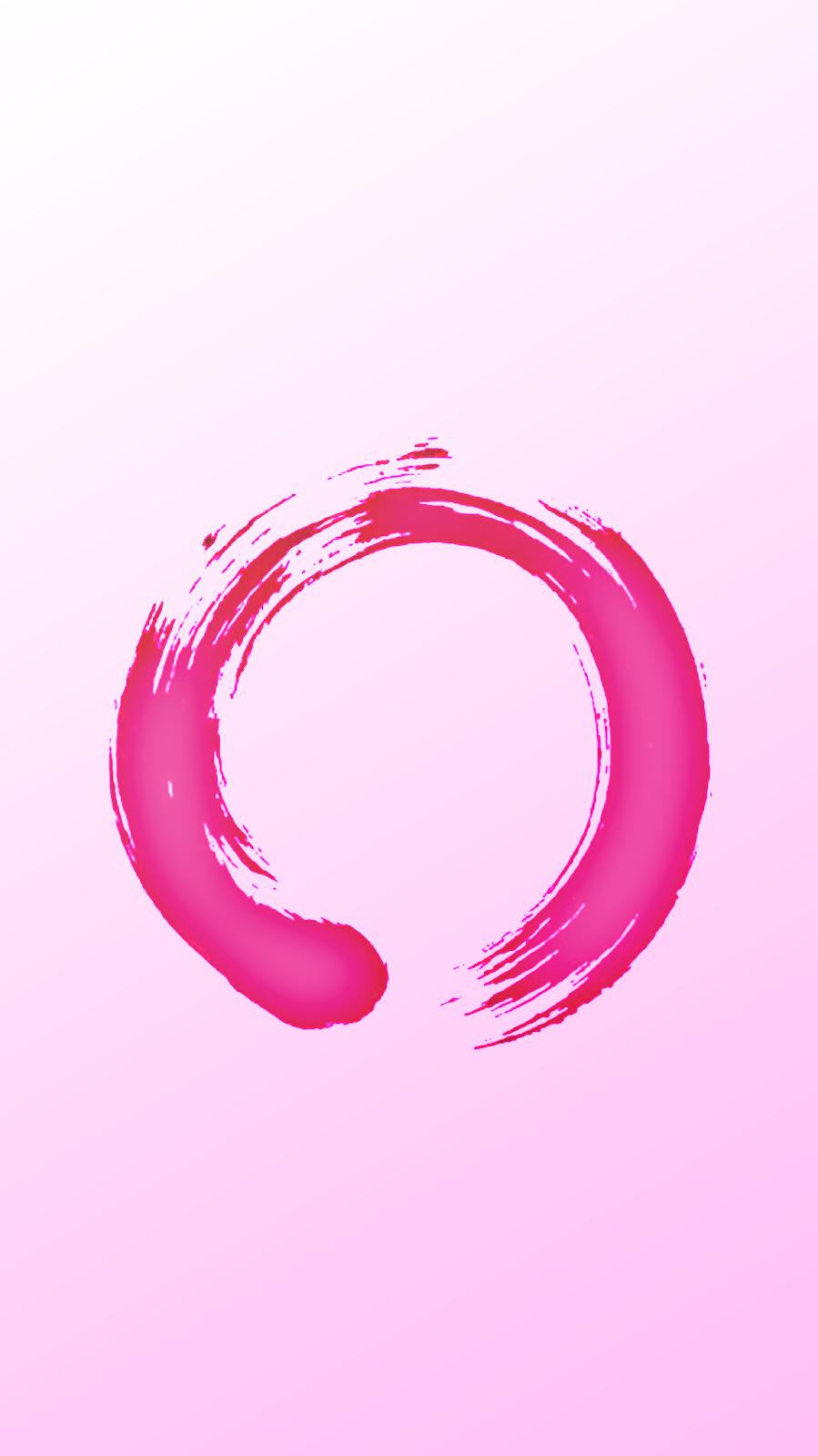 #aesthetic #pink #wallpaper