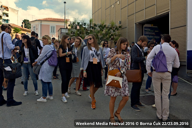 9.Weekend Media Festival 2016 @ Rovinj 22/23.09.2016