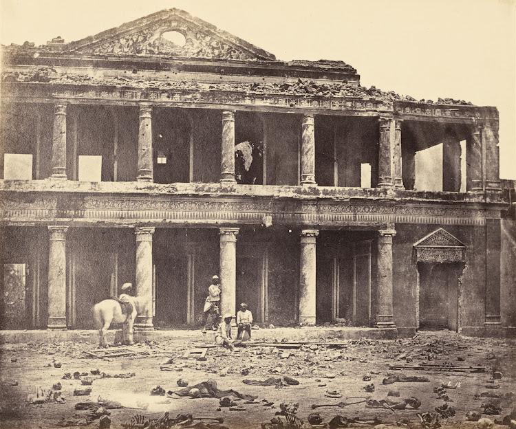 Sikandar Bagh Palace Lucknow