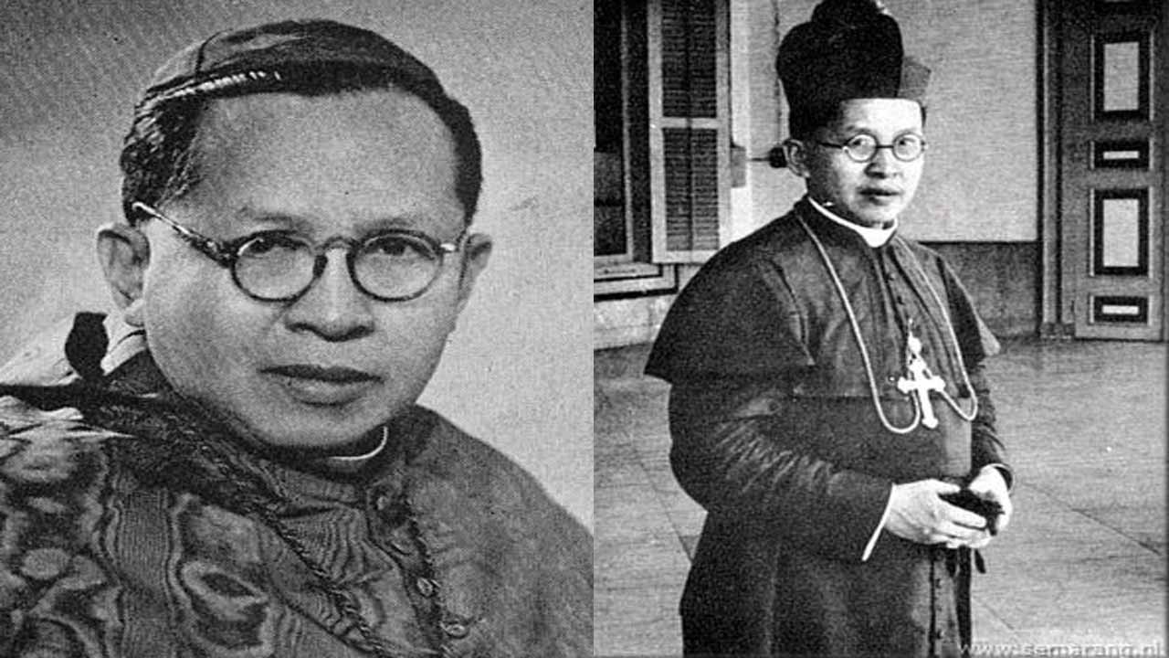 Biografi Mgr. Albertus Sugiyapranata S.J.