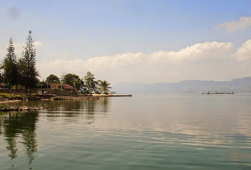 Lake toba, Legend, Samusir Island