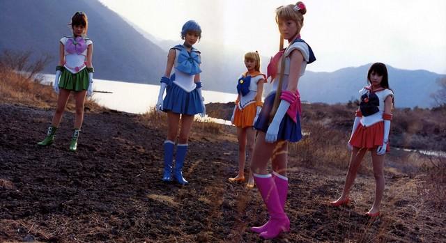 Tokutube - Menu Sailor Moon Live Action