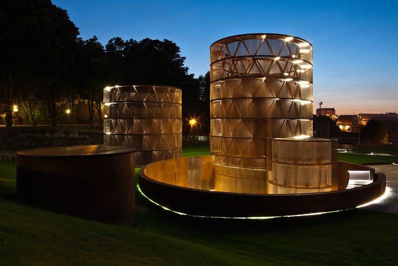 Museo interactivo de la historia de lugo de nieto sobejano for Arquitectura y diseno las palmas