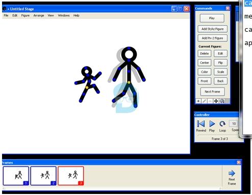 cara membuat animasi 3600