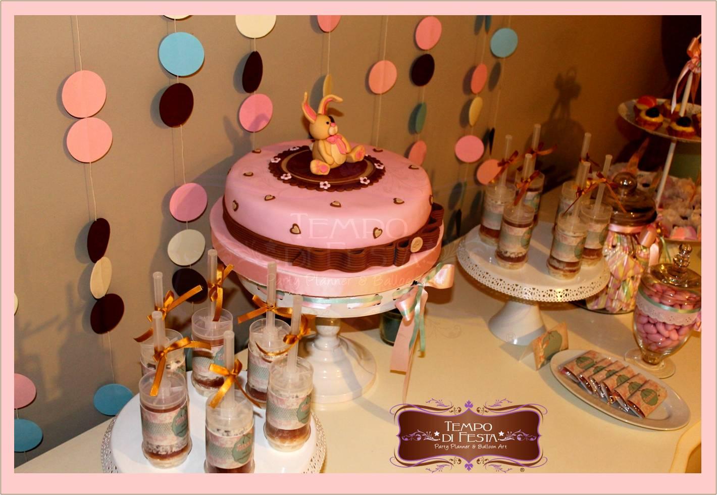 spesso Rabbit Party Secondo Compleanno ⋆ Tempo di Festa SZ21