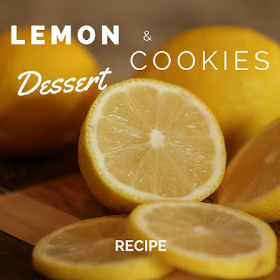 Lemon & Cookies Dessert Recipe