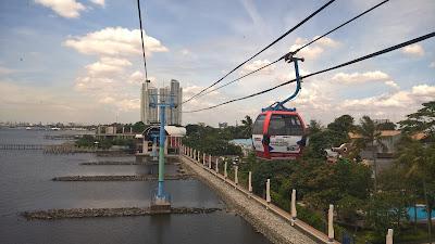 Gondola Kereta Gantung Ancol