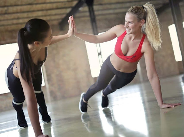 fat burning fitness blog contact us