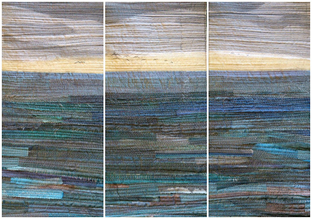landscape mini quilts