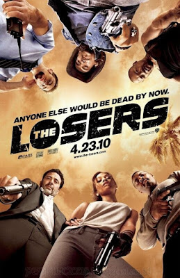 Sinopsis film The Losers (2010)