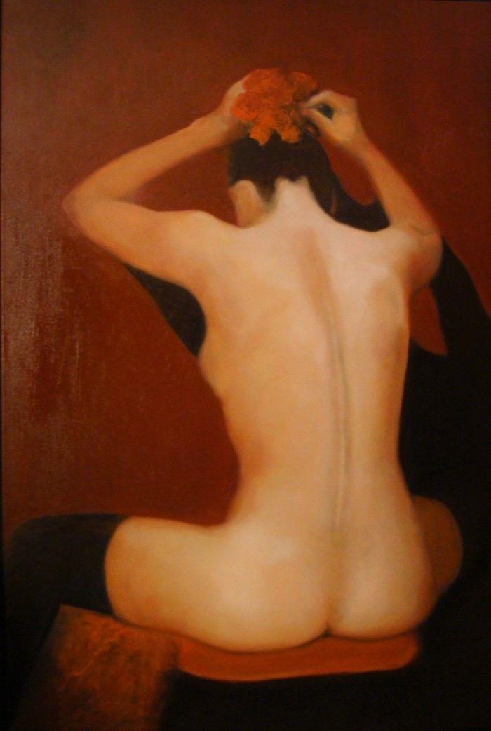 Нидерландский художник. Angelika Bes