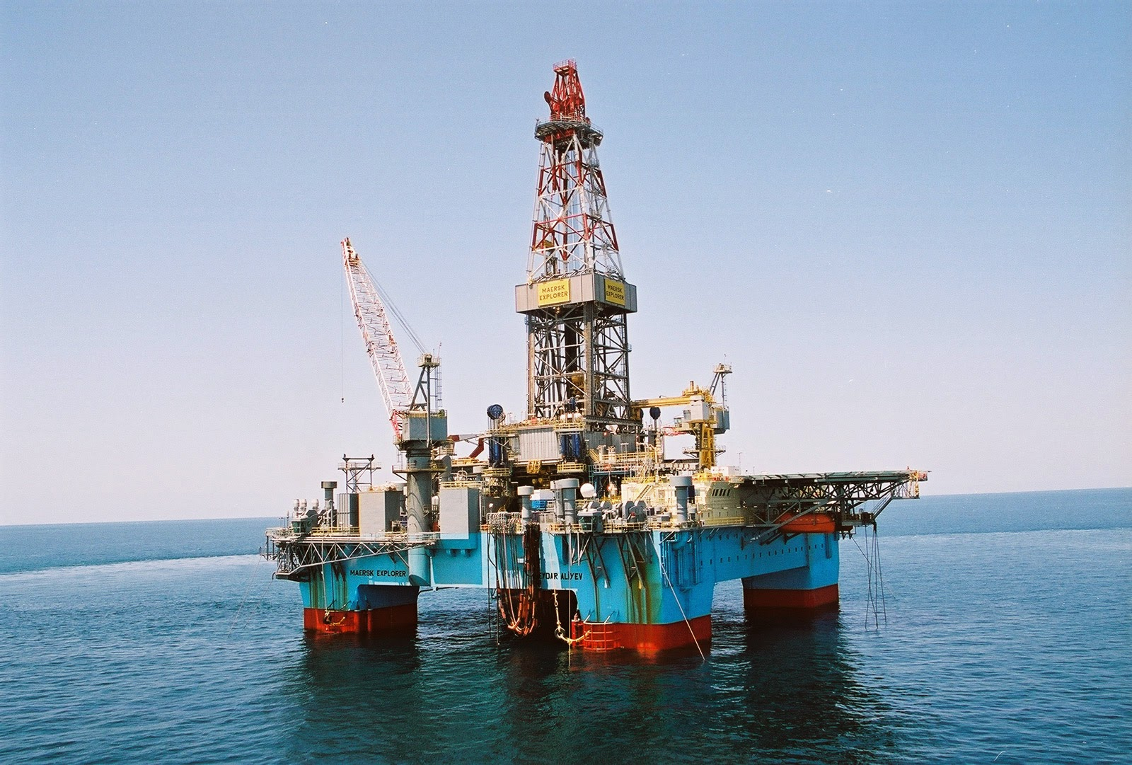 Maersk Drilling is looking for an Assistant Driller, Jack Up