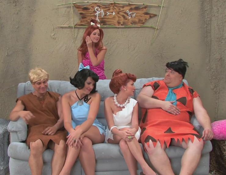Canon Movies Adult Movie Parodies Flintstones, A Xxx-8846