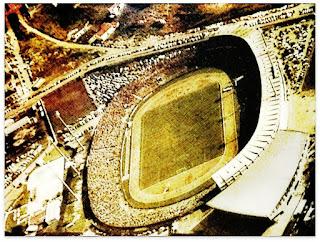 Segunda Fase de Ampliação do Estádio Olímpico (1968-1974)