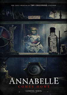 Annabelle Comes Home First Look Poster 1