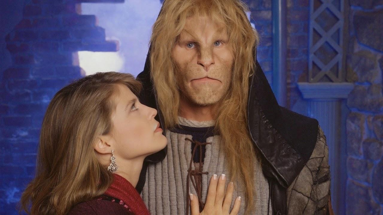Falando em Série: A BELA E A FERA (The Beauty and The Beast) 1987