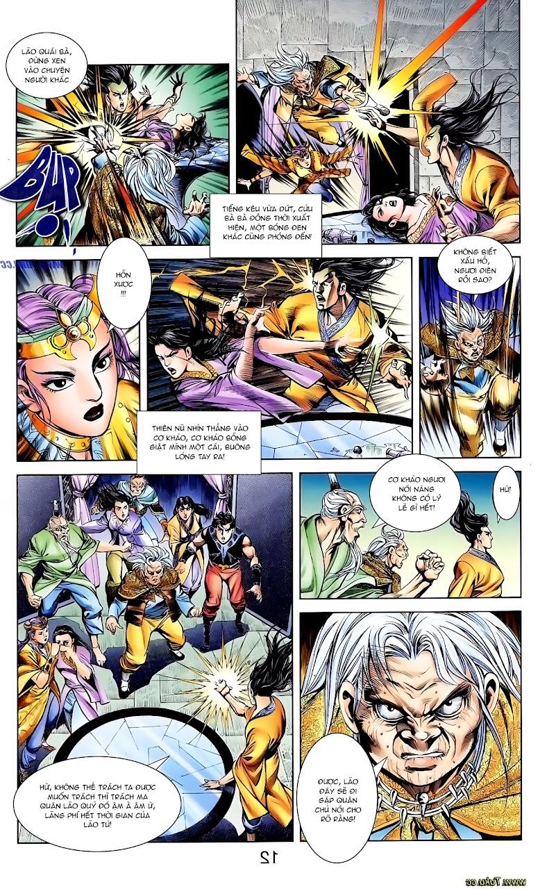 Cơ Phát Khai Chu Bản chapter 112 trang 20