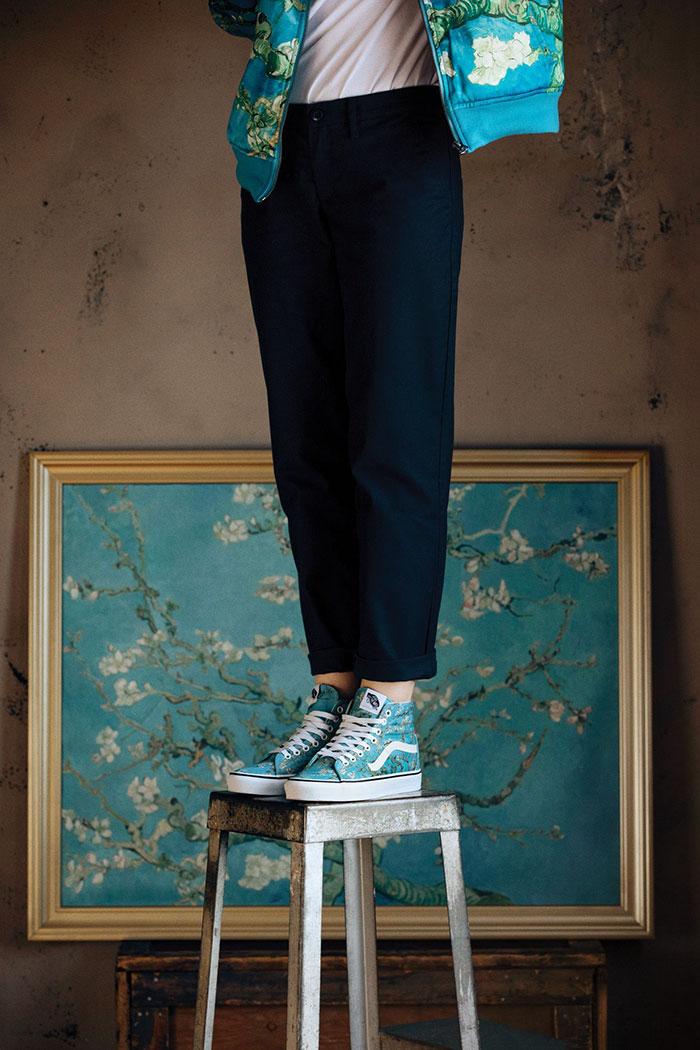 Vans-Museo-Van-Gogh-línea-de-ropa