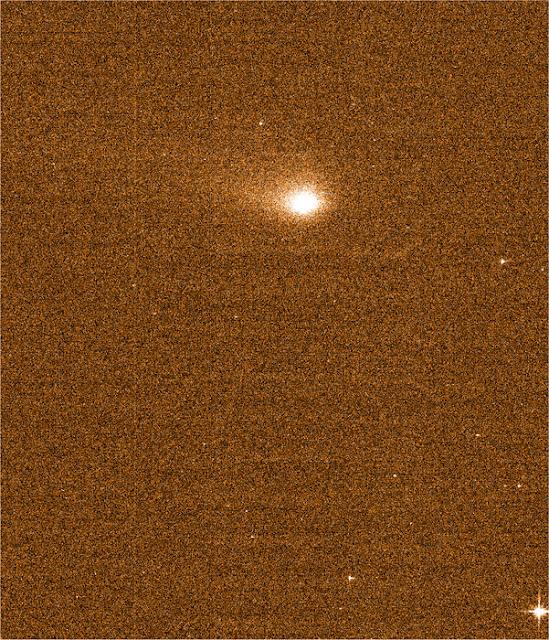 Gaia observa cometa 67P