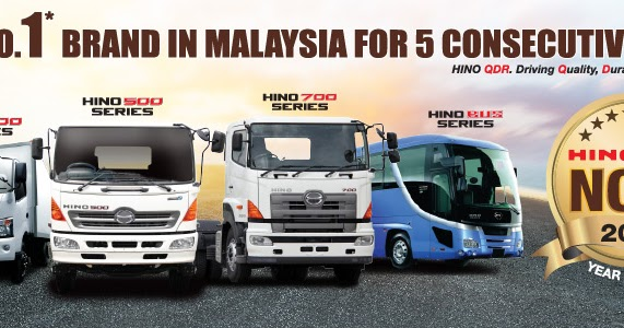 FOR BUY NEW HINO TRUCK & LORRY (MALAYSIA) | ALL BRANDS TRUCK