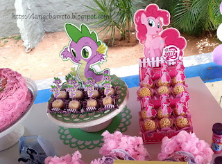 Aniversário My litlle Pony