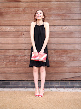 Little Black Dress Barefoot