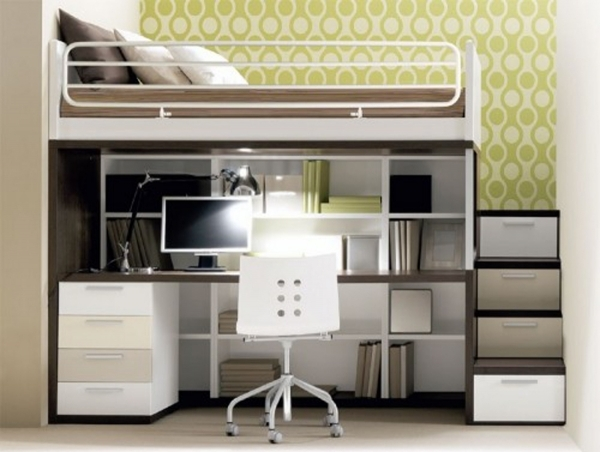 Small Living Room Decoration 6 Smart Ideas To Make It: 15 Smart Storage & Organize Ideas For Small Spaces