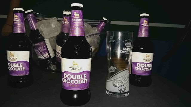 Cerveja Young's Double Chocolate