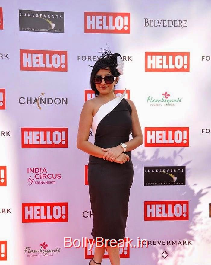 Amy Billimoria, The Hello! Classic Cup 2015 Photo Gallery