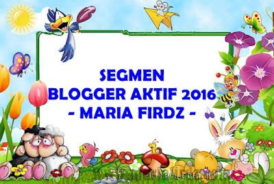 Segmen Blogger Aktif Banner