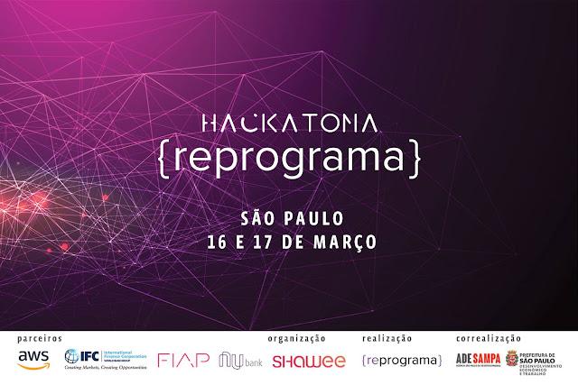 Hackatona Reprograma