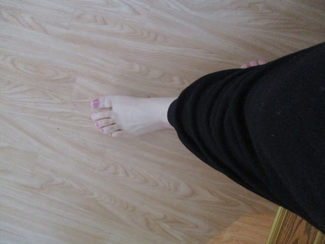 My left foot – Vasen jalkani