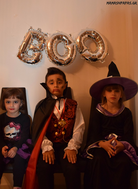 A FABULOUS HALLOWEEN PARTY