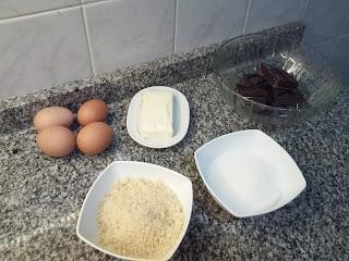 Tarta Reina de Saba (sin gluten)