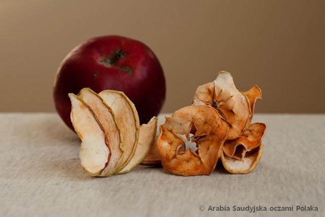 Chipsy jabłkowe z cynamonem