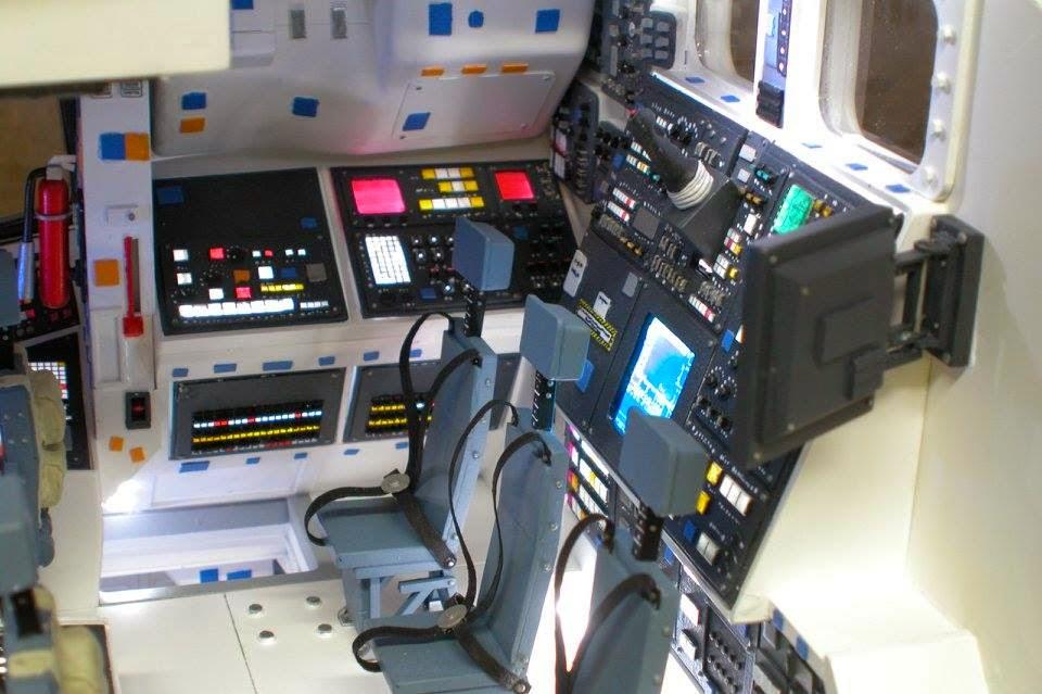 space shuttle gauges - photo #13