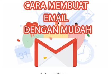 Cara Membuat Email di Gmail dengan mudah 2019