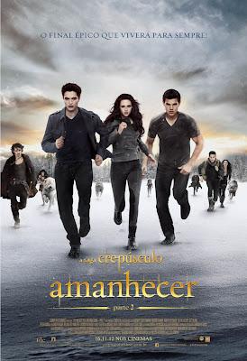 Filme Poster A Saga Crepúsculo: Amanhecer – Parte 2 TS VERSÃO 2 XviD Dual Audio & RMVB Dublado