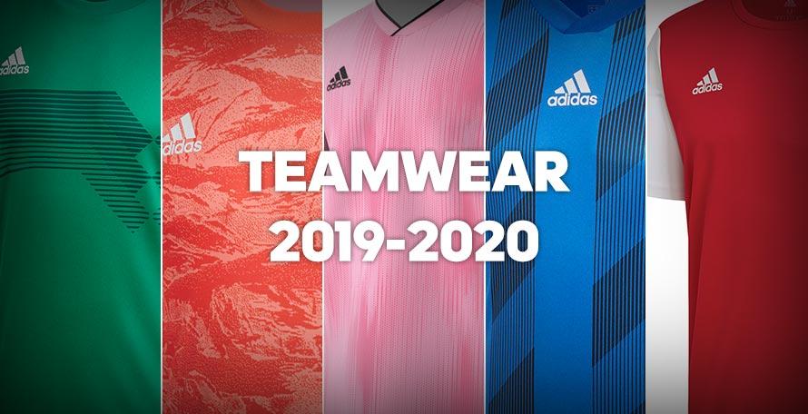 Adidas 2019-20 Teamwear Kits Released