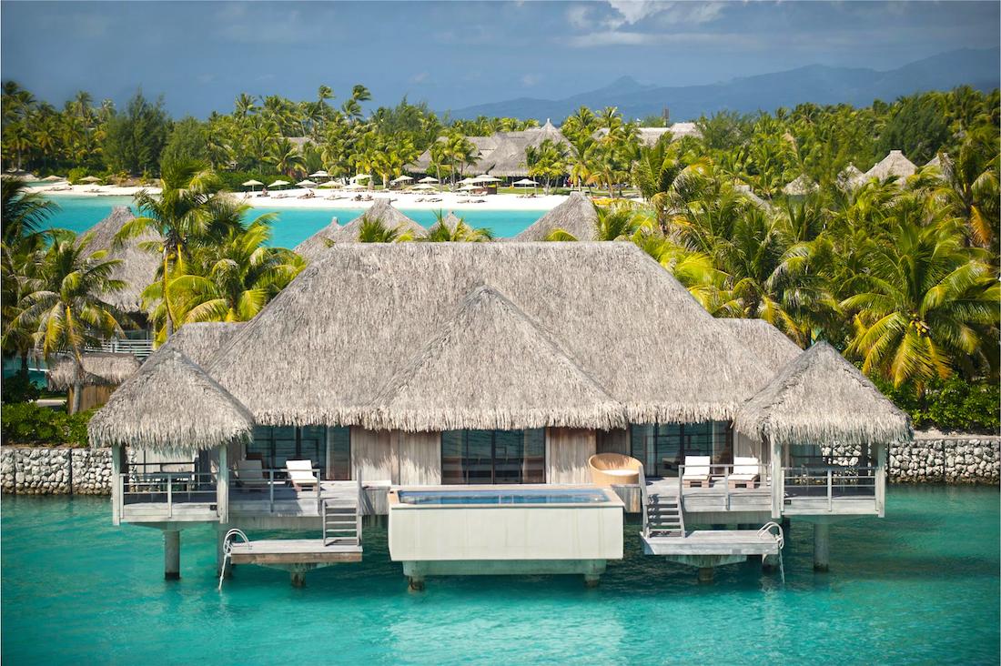 St. Regis Bora Bora Villa