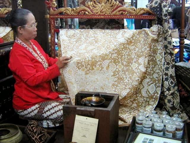 Macam Macam Motif Batik di Indonesia