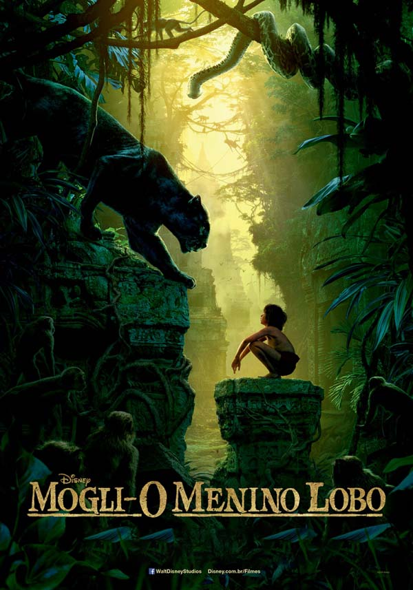Mogli: O Menino Lobo Torrent – BluRay 720p e 1080p Dublado (2016)