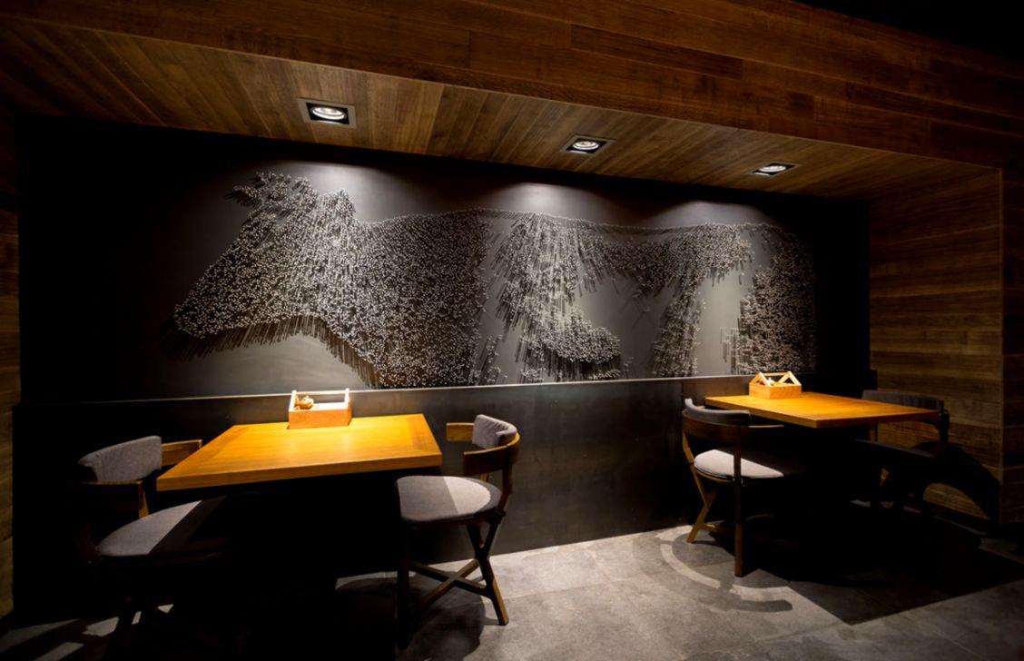Restaurant interior architecture design design ideas 2018