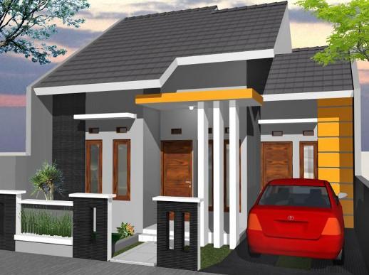 Rumah Minimalis Pengantin Baru