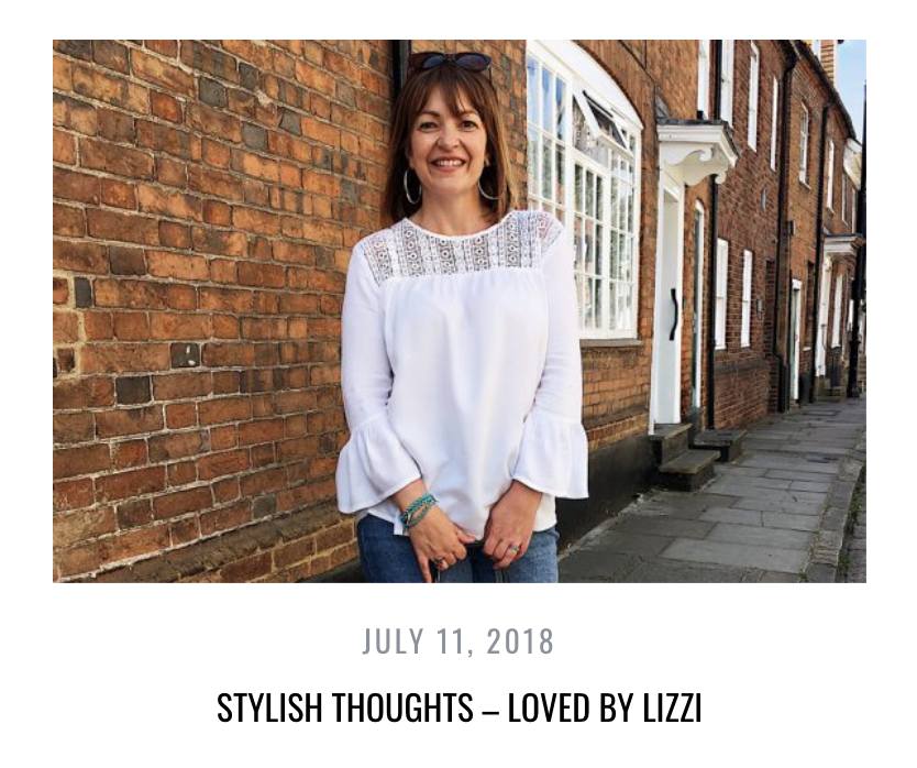 Lizzi Richardson Stylish Thoughts